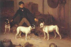 1843-Jem-Burns-Pets.-Jack-Shepherd-with-the-Bulldogs-Duchess-Cribb-and-Balll