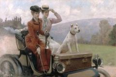 1897-The-Goldsmith-Ladies-...-in-a-Peugeot-Julius-Lebanc-Steward